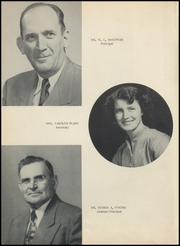 Page 10, 1953 Edition, Foley High School - Blue and Gold Yearbook (Foley, AL) online yearbook collection