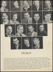 Page 11, 1953 Edition, Foley High School - Blue and Gold Yearbook (Foley, AL) online yearbook collection