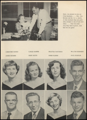 Page 17, 1953 Edition, Foley High School - Blue and Gold Yearbook (Foley, AL) online yearbook collection