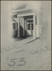 Page 7, 1953 Edition, Foley High School - Blue and Gold Yearbook (Foley, AL) online yearbook collection
