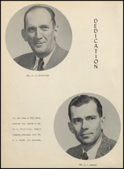 Page 8, 1953 Edition, Foley High School - Blue and Gold Yearbook (Foley, AL) online yearbook collection