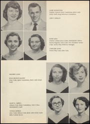 Page 17, 1954 Edition, Foley High School - Blue and Gold Yearbook (Foley, AL) online yearbook collection