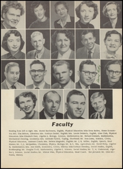 Page 9, 1954 Edition, Foley High School - Blue and Gold Yearbook (Foley, AL) online yearbook collection