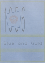 Foley High School - Blue and Gold Yearbook (Foley, AL) online yearbook collection, 1956 Edition, Page 1