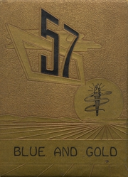 Foley High School - Blue and Gold Yearbook (Foley, AL) online yearbook collection, 1957 Edition, Page 1