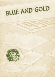1958 Edition, Foley High School - Blue and Gold Yearbook (Foley, AL)