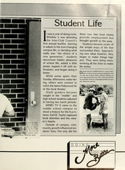 Page 11, 1986 Edition, Foley High School - Blue and Gold Yearbook (Foley, AL) online yearbook collection
