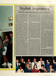 Page 17, 1986 Edition, Foley High School - Blue and Gold Yearbook (Foley, AL) online yearbook collection