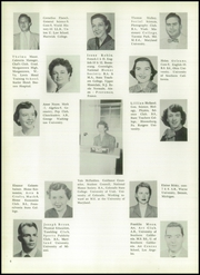 Page 10, 1954 Edition, Surrattsville High School - Boomerang Yearbook (Clinton, MD) online yearbook collection