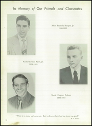 Page 16, 1954 Edition, Surrattsville High School - Boomerang Yearbook (Clinton, MD) online yearbook collection