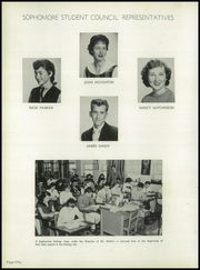 Page 54, 1959 Edition, Surrattsville High School - Boomerang Yearbook (Clinton, MD) online yearbook collection