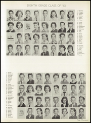 Page 61, 1959 Edition, Surrattsville High School - Boomerang Yearbook (Clinton, MD) online yearbook collection