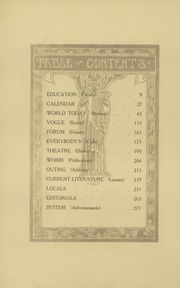 Page 12, 1911 Edition, Broadway High School - Sealth Yearbook (Seattle, WA) online yearbook collection