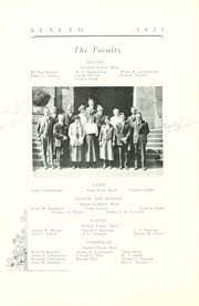 Page 16, 1923 Edition, Broadway High School - Sealth Yearbook (Seattle, WA) online yearbook collection