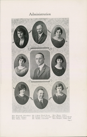 Page 15, 1924 Edition, Broadway High School - Sealth Yearbook (Seattle, WA) online yearbook collection