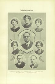 Page 13, 1927 Edition, Broadway High School - Sealth Yearbook (Seattle, WA) online yearbook collection