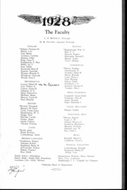 Page 13, 1928 Edition, Broadway High School - Sealth Yearbook (Seattle, WA) online yearbook collection