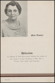 Page 8, 1934 Edition, Broadway High School - Sealth Yearbook (Seattle, WA) online yearbook collection