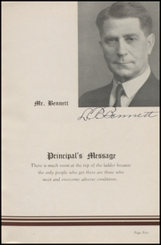 Page 9, 1934 Edition, Broadway High School - Sealth Yearbook (Seattle, WA) online yearbook collection