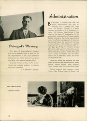 Page 16, 1936 Edition, Broadway High School - Sealth Yearbook (Seattle, WA) online yearbook collection