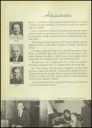 Page 16, 1937 Edition, Broadway High School - Sealth Yearbook (Seattle, WA) online yearbook collection