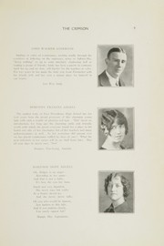 Page 11, 1928 Edition, East Providence High School - Crimson Yearbook (East Providence, RI) online yearbook collection