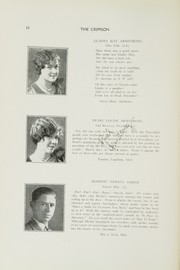 Page 12, 1928 Edition, East Providence High School - Crimson Yearbook (East Providence, RI) online yearbook collection