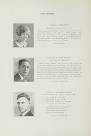 Page 16, 1928 Edition, East Providence High School - Crimson Yearbook (East Providence, RI) online yearbook collection