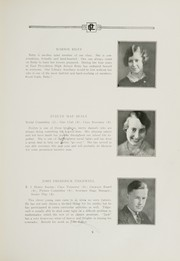 Page 13, 1929 Edition, East Providence High School - Crimson Yearbook (East Providence, RI) online yearbook collection
