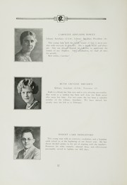 Page 16, 1929 Edition, East Providence High School - Crimson Yearbook (East Providence, RI) online yearbook collection