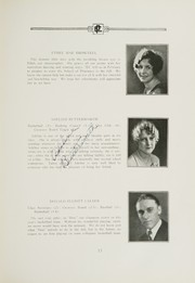 Page 17, 1929 Edition, East Providence High School - Crimson Yearbook (East Providence, RI) online yearbook collection