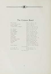 Page 8, 1929 Edition, East Providence High School - Crimson Yearbook (East Providence, RI) online yearbook collection