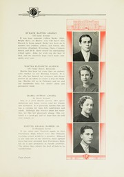 Page 13, 1934 Edition, East Providence High School - Crimson Yearbook (East Providence, RI) online yearbook collection