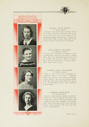 Page 14, 1934 Edition, East Providence High School - Crimson Yearbook (East Providence, RI) online yearbook collection