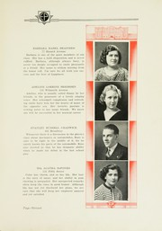 Page 15, 1934 Edition, East Providence High School - Crimson Yearbook (East Providence, RI) online yearbook collection