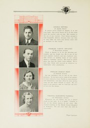 Page 16, 1934 Edition, East Providence High School - Crimson Yearbook (East Providence, RI) online yearbook collection