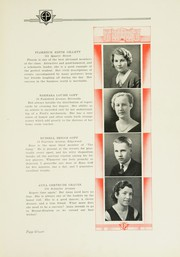 Page 17, 1934 Edition, East Providence High School - Crimson Yearbook (East Providence, RI) online yearbook collection
