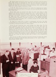 Page 11, 1956 Edition, East Providence High School - Crimson Yearbook (East Providence, RI) online yearbook collection
