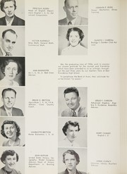 Page 14, 1956 Edition, East Providence High School - Crimson Yearbook (East Providence, RI) online yearbook collection