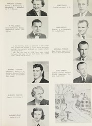 Page 15, 1956 Edition, East Providence High School - Crimson Yearbook (East Providence, RI) online yearbook collection