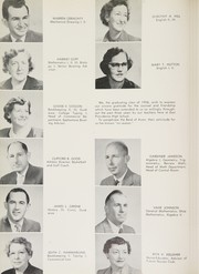 Page 16, 1956 Edition, East Providence High School - Crimson Yearbook (East Providence, RI) online yearbook collection