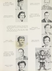 Page 17, 1956 Edition, East Providence High School - Crimson Yearbook (East Providence, RI) online yearbook collection
