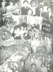 Page 11, 1952 Edition, Sarah Hale Vocational High School - Mannequin Yearbook (Brooklyn, NY) online yearbook collection