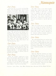 Page 12, 1952 Edition, Sarah Hale Vocational High School - Mannequin Yearbook (Brooklyn, NY) online yearbook collection