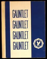 1958 Edition, Atwater High School - Gauntlet Yearbook (Atwater, CA)