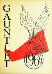 1965 Edition, Atwater High School - Gauntlet Yearbook (Atwater, CA)