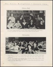 Page 15, 1934 Edition, Abraham Lincoln High School - Railsplitter Yearbook (Des Moines, IA) online yearbook collection
