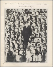 Page 17, 1934 Edition, Abraham Lincoln High School - Railsplitter Yearbook (Des Moines, IA) online yearbook collection
