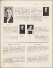 Page 19, 1934 Edition, Abraham Lincoln High School - Railsplitter Yearbook (Des Moines, IA) online yearbook collection