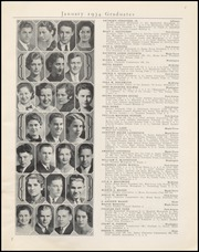 Page 9, 1934 Edition, Abraham Lincoln High School - Railsplitter Yearbook (Des Moines, IA) online yearbook collection